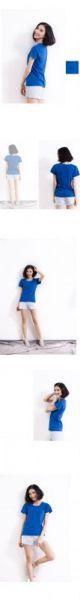 Order hàng Áo thun T-shirt nữ trơn nhiều màu thời trang giá tốt