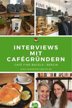 Dating-Website Kaffee trifft Bagel