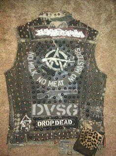 Punk vest