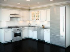Small L Shaped Kitchen Layout budget kitchen remodel - tips to reduce costs | budget kitchen