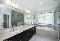 Dual vanities in The Hartwell #1221.
