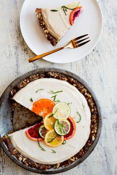 Tarte au citron sans cuisson | K pour Katrine