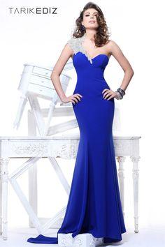 Tarik Ediz Evening dress 92135 at netfashionavenue.com