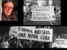 OLAVO conclama o POVO a TOMAR BRASILIA e MANDAR MILITARES no PODER marca...