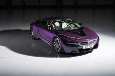 #BMW #i8 #Coupe #eDrive #Purple #Rainbow #Electric #Burn #Blue #Provocative #Sexy #Hot #Badass #Live #Life #Love #Follow #your #Heart #BMWLife