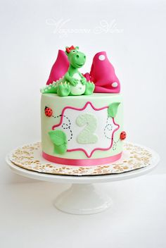 child's birthday cake - Cake by Alina Vaganova