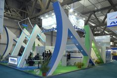 Our Exhibition Stall Design Service For Alembic Pharmaceuticals : Alembic Pharmaceuticals is Asia's most respected and integrated pharmaceutical company.