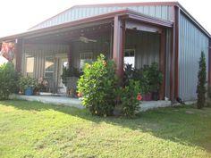 Metal Homes Texas