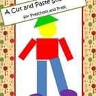 Scarecrow shapes and colors cut and paste ***FREE***This is a collection of… Make A Scarecrow, Scarecrow Crafts, Fall Scarecrows, Thanksgiving Preschool, Fall Preschool, Preschool Activities, Preschool Rules, 2d And 3d Shapes, Shape Crafts