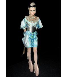 #DaphneGuinness #McQueen #couture
