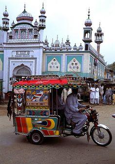 Drive Line: Striking Pakistan Car design