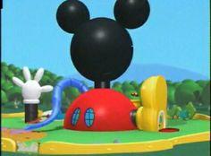 Mickey club house 3