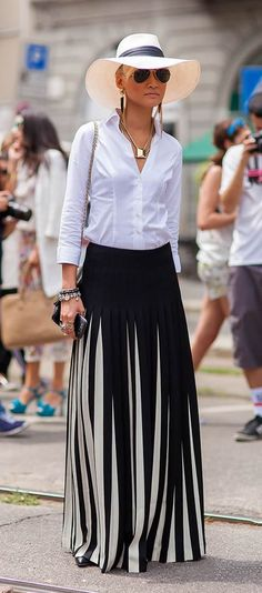 Casual Summer Street-Style 2015