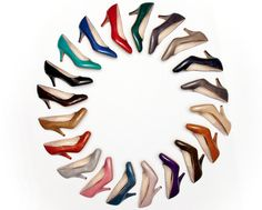 Shoes for every occasion, want them all  <3 Noë Pumps