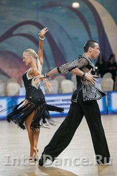 Армен Цатурян и Светлана Гудыно стали Чемпионами России по латине