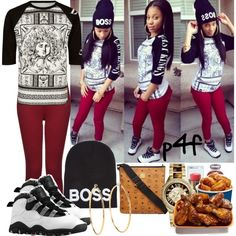 Passion 4Fashion: I'm A Stoner by shygurl1 on Polyvore featuring polyvore fashion style Topshop MCM Michael Kors Juicy Couture Last Kings Disney