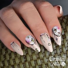 To catch a dream...you need nails like these! #nails #naildesign #naildesigns #nailartdesign #gelnails #dreamcatcher #nailartist #nailaddict #nailartaddict #nailswag #nailpolish #gelpolish #nailsofig #nailstagram #nailsofinstagram #nailporn #crystalnails #nailtech #nailsalon #nailpromote #nailsoftheday