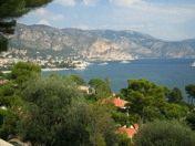 Monaco coastline