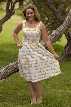 We think @bobbinandbaste looks fabulous in this New Look #pattern 6457! #SimplicityByMe