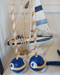 Nautical Birthday Party Ideas   Photo 1 of 12