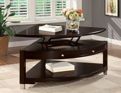 Small Lift Top Coffee Table