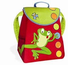 YoTToY Jack Frog GoGo Backpack * To view further for this item, visit the image link. Best Kids Backpacks, Bachelorette Shirts, Country Shirts, Sweaters And Leggings, Student Discounts, Coupon Design, Travel Style, Storage Spaces, Coupons