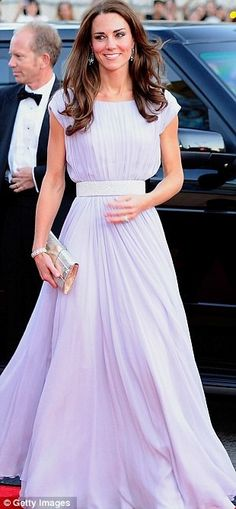 Secret Obsession - Lilac lady: Catherine wore a lilac Alexander McQueen gown at the BAFTA Brits To Watch event  - His Secret Obsession.Earn 75% Commissions On Front And Backend Sales Promoting His Secret Obsession - The Highest Converting Offer In It's Class That is Taking The Women's Market By Storm