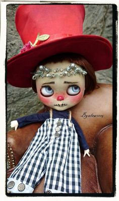 BOLT Ooak Custom Blythe Artist Doll By Me