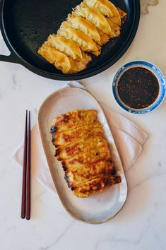 Reportedly the world's easiest potsticker recipe for Chinese New Year. We're trying it! | The Woks of Life