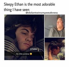 Omg thats my favorite thing  If you ever send a pic to Me of him sleeping I'd be so happy