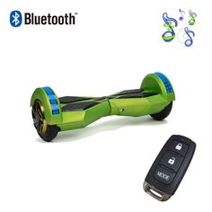 AlienSaw Bluetooth Hoverboard <small>Self Balancing Electric Scooter (8-Inch) by StreetSaw™</small>