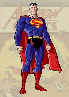 """Superman Complete"" by Bill Galatis"