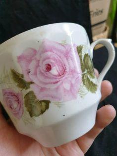Vintage Jesens  1990's Riga porcelain cup mug #RigaJesens