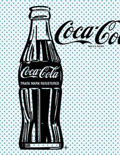 dd8ddede90a7 Pop Coke Bottle by Gary Grayson Coke