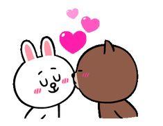 I wish I can do this to you on demand.missing you ennnaaaa saaaaraaa😔❤ Cute Cartoon Images, Cute Love Cartoons, Cute Cartoon Wallpapers, Cute Love Pictures, Cute Love Gif, Love Kiss Couple, Cartoon Kiss, Hug Gif, Cony Brown