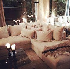Romantic and cozy