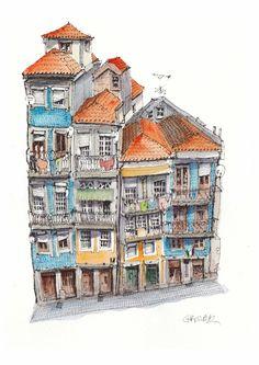 Rooftops Porto, Chris Lee