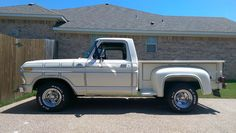 1977 Ford F100 - Hewitt, TX #1643654450 Oncedriven 1971 Ford F100, 1979 Ford Truck, Ford F150 Pickup, Ford Trucks, Customised Trucks, Square Body, Weird Cars, Classic Trucks, Broncos