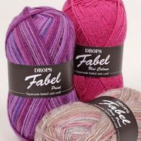 Drops Fabel, A soft, 4 ply machine washable uniquely patterned sock yarn. We stock every colour in the Drops Fabel range. Le Mont St Michel, Drops Design, Wool Socks, Fancy, Colorful Socks, Finger Weights, Baby Socks, Sock Yarn, Free Baby Stuff