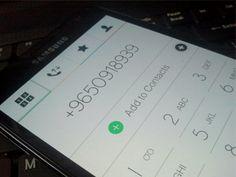 Dialer App UI Design by Niteesh Yadav