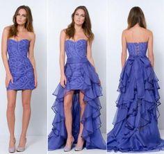 vestidos dois em um para debutantes - Pesquisa Google