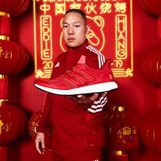 """newest e0606 556a7 Eddie Huang x adidas Ultra Boost """"Chinese New Year"""" Release Info"""
