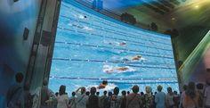 NHK oferecerá transmissão das olimpíadas do Rio em 8K, e colocará telões em Tóquio e Osaka.
