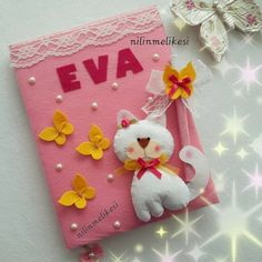 Eva'nın #anıdefteri...Birbirinden güzel anılarlar dolsun her bir sayfası. ..:)