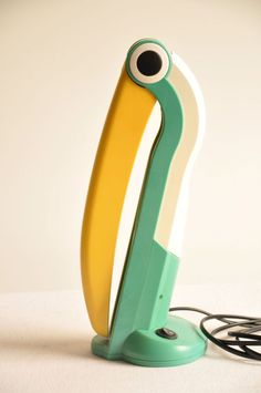 1980's Toucan Table Desk Lamp