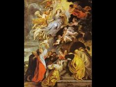 Montserrat Caballe - The Prayer - Peter Paul Rubens (Music and Painting)