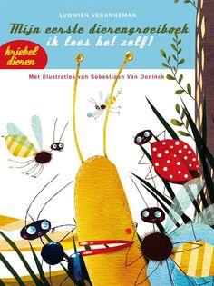 Mijn eerste dierengroeiboek - voor de allereerste lezertjes!