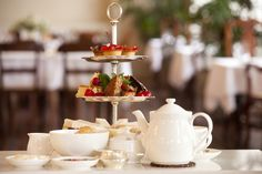 6 Essential Steps for a Traditional Afternoon Tea: An Afternoon Tea -  of sandwiches, scones, cakes and tea takes time.