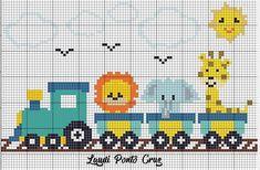 Cross Stitch For Kids, Cute Cross Stitch, Cross Stitch Borders, Cross Stitch Designs, Cross Stitching, Cross Stitch Patterns, Embroidery Stitches, Embroidery Patterns, Hand Embroidery