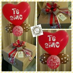 Trendy Ideas Birthday Gifts Diy For Him Romantic Candy Bouquet, Balloon Bouquet, Valentines Diy, Valentine Day Gifts, Love Gifts, Diy Gifts, Ideas Aniversario, Boyfriend Gifts, Birthday Gifts